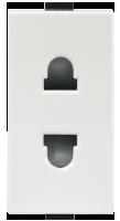 Roma Plus, 10A, 2pin F/R Socket, 1M