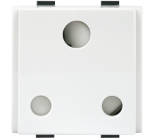 Roma Plus, 16A, 3pin Round Socket, 2M