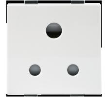 Roma Plus, 6A, 3pin Round Socket, 2M