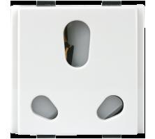 Roma Plus, 20/10A, Twin Socket, 2M