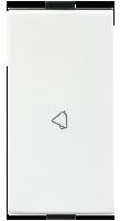 Roma Plus,  Hospitality Range Bell push switch