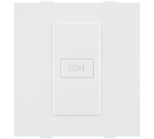 Roma White, Blank Plate Dura