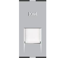 Roma Silver, RJ 45 Receptor