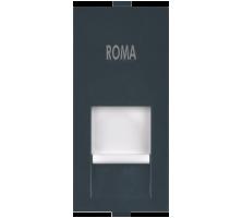 Roma Black, RJ 45 Receptor