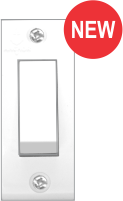 6A, 1Way Switch ,Deluxe(IP20)