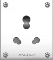 Capton Series 20A & 10A,  Uni Socket(Urea Backpiece)