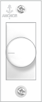 Dimmer Controller, 450W, Mini SW,Type