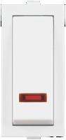 1 Way Slim Power  Switch  with indicator