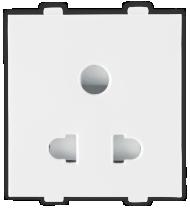 Uni Socket for 3Pin & 2Pin