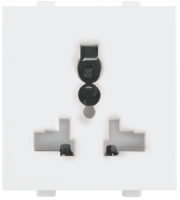 Combi Power  Socket for all Pins