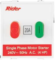 Motor Starter Switch Single Phase