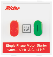 Motor Starter Switch Single Phase