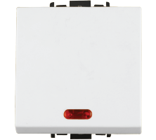 10AX 1way switch with Indicator Large