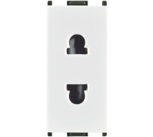 6A 2 pin URO Socket