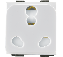 10A/20A Twin Socket(Tested up to 25A)