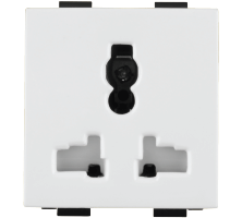 6A/10A/13A Combi sockets for all types of pins