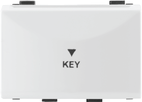 20A 30 Seconds Electronic Key Card Unit(Without Frame and plate)3 Module(Supplied Without Card)