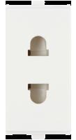 6A, Uro 2 Pin Socket, 1M