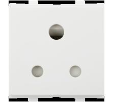 6A, 3 Pin Socket,2M