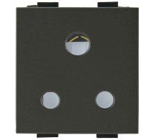 6A 3 Pin Socket