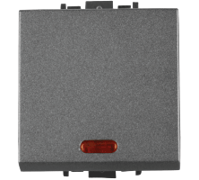 20A 1 Way Switch With Indicator Large