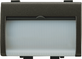Down Light/ Foot Light (LED-White) with Variable Shutter Regulates Light Output