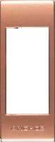 Color Frames Metallic-Copper Gold