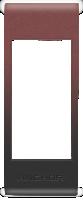 Color Frames Soft 2-Tone-Maroon Black