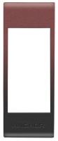 Color Frames Soft 2-Tone-Maroon Black