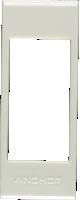 Color Frames Metallic-Pearl White