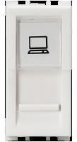 1 Module ,RJ45  Computer Socket Cat 6