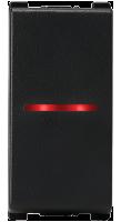 10AX ,250V ,1 Way, 1 Moudule  Switch With LED Indicator