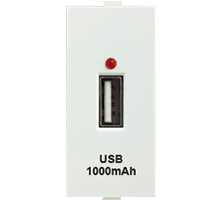 Roma USB Charger 1M