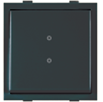 Roma Black, Dura Switches, 10AX, 2 Way Switch