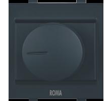 Roma Black Dimmer For Halogen Dura 650W