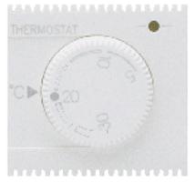 Knob Controlled Electronics themostat