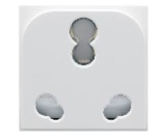 10A/16A, Twin Socket