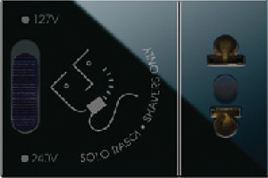 Shaver Socket With Transformer