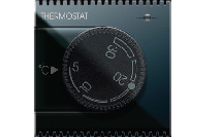 Knob Controlled Electronic Themostat