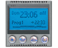7 Day fully programmable  time switch