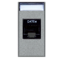 RJ 45 Information outlet Cat 5e