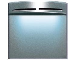 Stair riser light with White LED