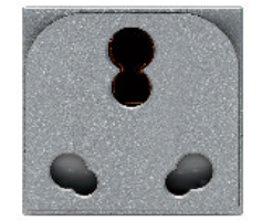 10A/16A Twin socket