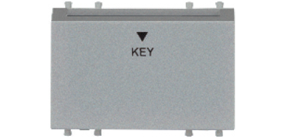 20A time delay D.P Electronic switch with key tag