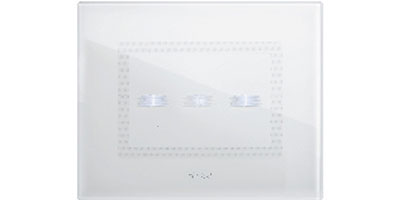 Clear white for 3 switch action