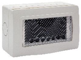 IP55 - Surface mounting box