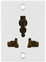 6A&10/13A, Combo Socket(For All Kind Of Pins)