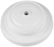 Ceiling Rose, 6A,Jumbo 2 Plate
