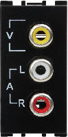 Audio Video Socket
