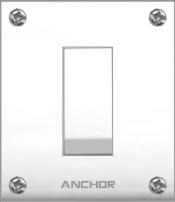 Capton Series  20A, 1 Way Switch